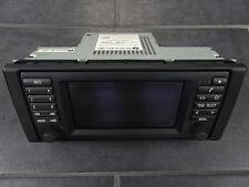 BMW serie 5 E38 E39 7 X5 E53 Monitor di bordo 16:9 Sistema navigazione 6913387