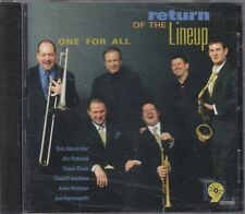 ONE FOR ALL - return of the lineup CD