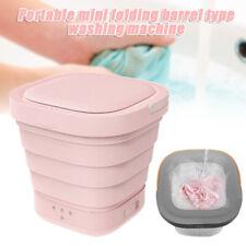 Folding Mini Washing Machine Laundry Tub Basic Automatic Clothes Washing Machine