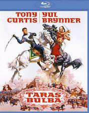 TARAS BULBA BLU-RAY TONY CURTIS YUL BRYNNER GUY ROLFE NEW SEALED WS + TRACKING!!
