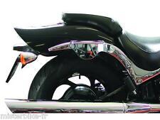 Suzuki VL800 Volusia//C50 Boulevard avant Chrome Aile Bordure Rail Housse
