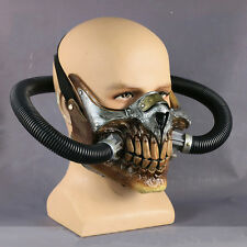 New Mad Max Immortal Joe Mask FPR Half Face Gas Mask Cosplay Props Party