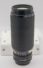 Canon New FD 100-300mm F5.6 Zoom Lens *Read* A-1 F-1 SLR/Mirrorless Cameras