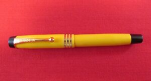 Parker Duofold Mandarin Yellow...Mint...Restored