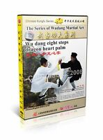 Chinese Kungfu Martial Art Wu dang Kungfu 8 steps dragon heart palm - Yue Wu DVD