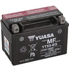 Yuasa YTX9-BS 12V 8Ah Motorrad Batterie