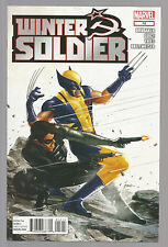 Winter Soldier # 12 * Wolverine