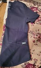Cherokee black scrub set for women pants Xs top Small preowned but nice