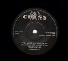 """TERRY CALLIER / BOBBY McCLURE 7"""" UK CHESS MINT NORTHERN SOUL 45 FREE UK P&P"""