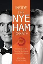 Inside the Bill Nye Ken Ham Debate Creation Christian Theology Apologetics NEW