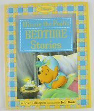 Disney Winnie the Pooh's Bedtime Stories by Bruce Talkington (1994, Hardcover)