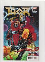 Thor #5 NM- 9.2 Marvel Comics 2018 Cosmic Ghost Rider Variant