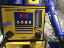 Hakko FR-802 SMD Rework Station