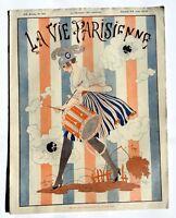 June 1916 La Vie Parisienne French Magazine --Lots of WWI References