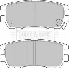 Borg /& Beck BBP2208