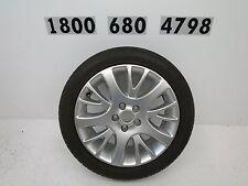 """Jaguar X-Type 17 inch Front Rim Wheel Alloy 5 Spoke Triple Tire 7x17"""" OEM 59828"""