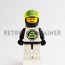 LEGO Minifigures - 1x sp002 - Blacktron II Astronaut - Space Omino Minifig