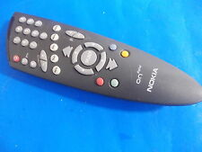 NOKIA ON DIGITAL GENUINE FREEVIEW REMOTE CONTROL in VGC