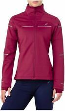 NWT Asics Women's Liteshow winter jacket zip up running exercise new