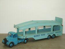 Bedford Pullmore Car Transporter - Dinky Toys 982 England *46153