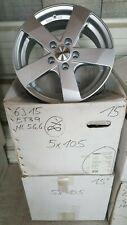 5x105 Alufelgen 15 Zoll OPEL Astra,Mokka