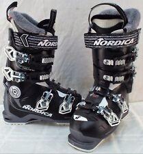 Nordica Speed Machine 85w Used Women's Ski Boots Size 23.5 #633529