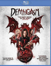Deathgasm (Blu-ray Disc, 2016)