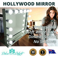 Hollywood Makeup Mirror with Lights Home Decor with DIMMER Switch 14 LED Lights