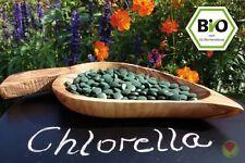 100g Bio Chlorella Presslinge,Naturland,analysiert+zert. Top-Qualität (250 St.)