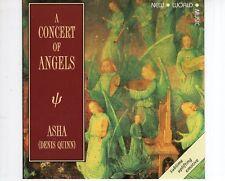 CD ASHA (Denis Quinn)a concert of angelsNEAR MINT (R1022)