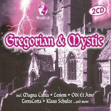 World of Gregorian & Mystic Hollie Smith, Magna canta, Dario F., lesi [CD DOPPIO]