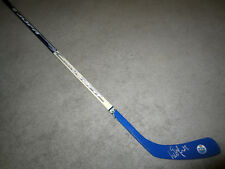 MILAN LUCIC Edmonton Oilers SIGNED Autographed Hockey Stick w/ COA