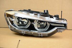 Complete! 16 17 18 BMW F30 330i 340i 3 Series Right RH LED Headlight OEM