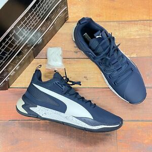 Puma Men's Uproar Core Dark Navy Basketball Shoes
