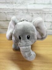 L2) Costco Little Miracles Elephant Soft Toy Grey Pink 30cm Plush Cuddly