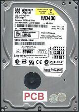 "Platine (PCB) - Disque Dur 3.5"" IDE/PATA - Western Digital 40 Go -WD400AB-22BVA0"