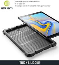"""For Samsung Galaxy Tab A 10.5"""" SM-T590/T595 Case """"Drop Protection Silicone"""""""