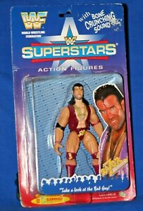WWF SuperStars Series 1 RAZOR RAMON JAKKS Pacific 1996