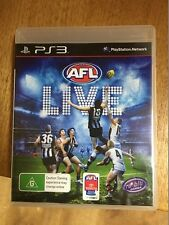 AFL Live PS3
