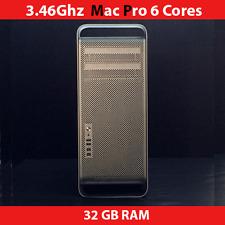 Apple | Mac Pro 3.46Ghz 6-Core | 32GB RAM | 1TB HDD | ATI 5770 1GB