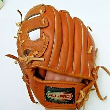 All-Pro K Leaguer Vintage Leather Baseball Glove LL-78 Excellent LHT