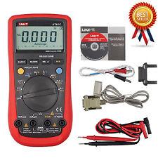 UNI-T UT61C AC DC Digital Modern Digital Multimeter Tester USB Meter Detector