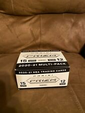 Panini Prizm NBA 2020-21 Basketball Cello Box 12 Packs Per Box | Ready to ship!