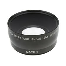 58mm 0.45X Wide Angle Macro Lens for for Canon Nikon Sony Pentax DSLR Camera