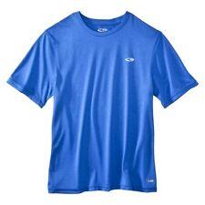 MEDIUM BLUE Original Champion® Men's Athletic Dri fit T-shirt S9331