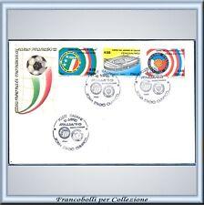 Mondiali Calcio Italia  Roma Stadio Olimpico 19-6-1990
