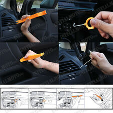 12 in1 Car Plastic Panel Dash Audio Stereo GPS Molding Removal Install Tools Kit