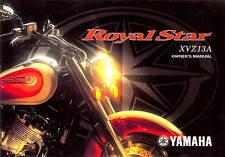 yamaha xvz1300 a royal star in manuals literature ebay rh ebay ca 1997 yamaha royal star owners manual yamaha v star 1100 owners manual