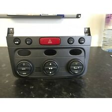 Alfa Romeo GT Cloverleaf Black Line 147  GTA Dark Grey Gray Heater Control Panel