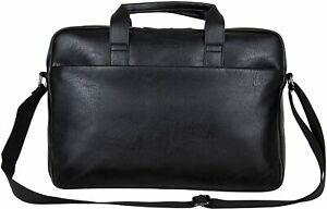 """Kenneth Cole Reaction Modern Faux Leather 15.6"""" Laptop & Tablet Business  Bag"""